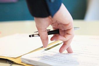 Aufhebungsvertrag, Unterschrift, Vertag, Unterzeichnen, Arbeitsrecht